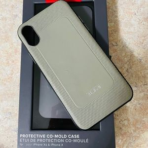 Tumi IPhone XS and X cover